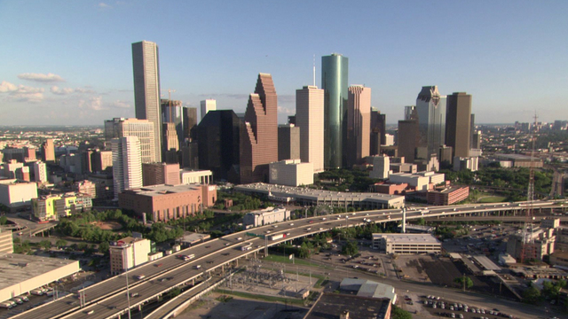 Houston – A High Crime Area